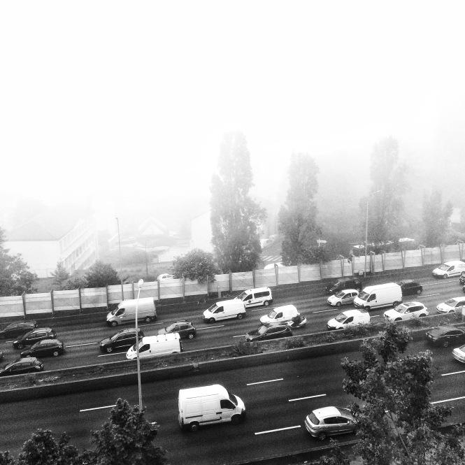 06 Foggy Day
